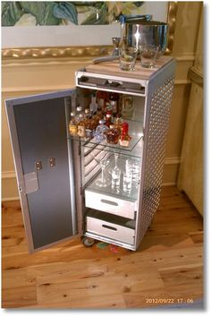 Airline Beverage Carts