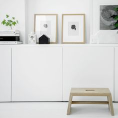 Sideboard styling inspiration