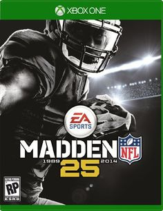 Coming soon! Madden NFL 25 for Xbox One.
