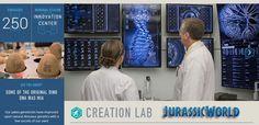 Jurassic World Butting Heads with PaleoIllustrators Jurassic Park World, Scientific American, Genetics, Illustrators, Halloween Ideas, Lab, Paleo, Geek, Illustrator