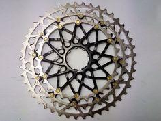 Extension cassette sprocket 29-42T steel shimano sram 10s Garbaruk bicycle