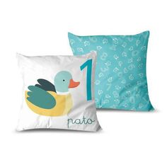 cojin-pato Textiles, Throw Pillows, Bed, Cribs For Babies, Cushion Covers, Cushions, Stream Bed, Beds, Cloths
