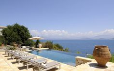 Atolikos House, an idyllic corner on the Greek island of Corfu