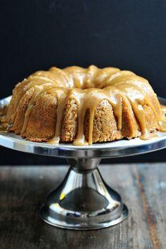 Brown Sugar Bundt Cake Recipe | Cooking | Add a Pinch | Robyn Stone