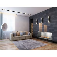 Recessed Fireplaces - Everything You Need to Know