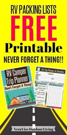 Don't Ignore These Pointers Rv Trip Planner, Travel Planner, Rv Travel, Travel Info, Travel Hacks, Family Travel, Travel Trailer Organization, Family Vacation Destinations, Travel Destinations