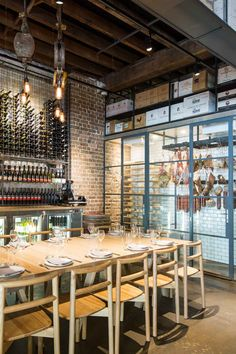 Restaurant Nomad in Surry Hills | Yellowtrace