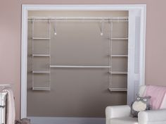 Max Add On™ Organizer | Closet Helper | Closet Shelving | Closet  Organization |