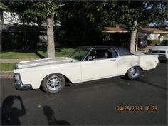 1969 LINCOLN CONTINENTAL   Encino CA