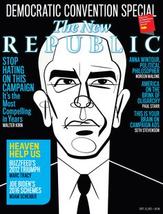 The New Republic magazine.