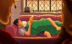 Harry Potter Tumblr, Harry Potter Fan Art, Harry Potter Comics, Harry Potter Feels, Harry Potter Ships, Harry Potter Jokes, Harry Potter Pictures, Harry Potter Universal, Harry Potter Fandom
