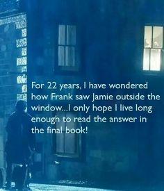 Oh yeah... ;-) // #OutlanderSeries #Outlander