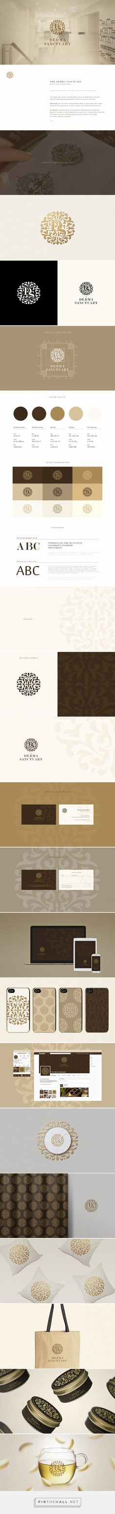 The DS | Logo. Identity. on Behance - created via https://pinthemall.net