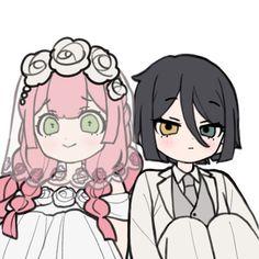 Slayer Meme, Demon Slayer, Ship Drawing, Drawings Of Friends, Estilo Anime, Anime Ships, Anime Demon, Anime Couples, Cute Art