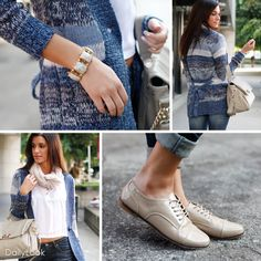 Blue Laid Back Casual Cool Look by Mix Ashley, Machine, and Qupid