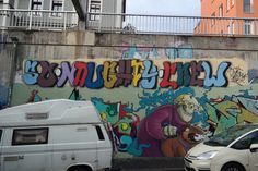 "Graffiti: ""So Naughty Crew"" by CesarOne.SNC"