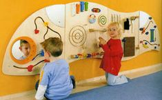 Interactive Childrens Wall Panels, Interactive Wall Panels, waiting room furniture