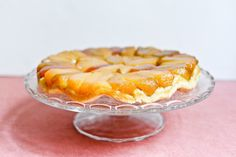 Tarte Tatinץ Ingredients For the crust: 200 grams (1 1/2 cups) all ...