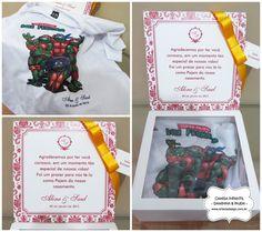 Lembranças para damas e pajens personalizadas <3 Arte e Cia Design <3 Orçamento Grátis agora ➼ http://www.casareumbarato.com.br/guia/arte-cia-design/