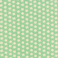 debonteboom stoffen moda 30's playtime wonky groen
