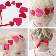 Best Snap Shots hand sewing headbands Tips Felt hairbands. Made from quality materials with their own hands. Felt Diy, Felt Crafts, Fabric Crafts, Sewing Crafts, Easy Crafts, Paper Crafts, Sewing Headbands, Baby Headbands, Felt Flowers