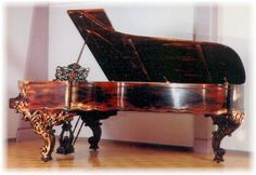 1874 Steinway & Sons Concert Grand Piano. What I would give to play those ivories!