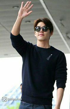 Kim woo bin 😍❤❤