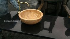 We are looking new distributors - importers (Stone sinks, stone bathtubs, pebble tilest etc.) Start cooperating with us...  Photo: marble sink (vanity sink) Gemma 501, Round
