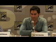 """Teen Wolf"" Comic-Con panel (2/4)"
