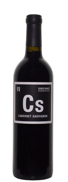 2014 Wines of Substance Substance Cabernet Sauvignon - Buy Wine Online   B-21 Wine, Liquor & Beer