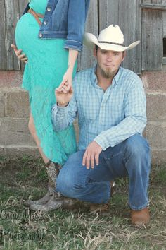 Country Maternity (CassieMarie Photography)