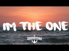 DJ Khaled - I'm the One ft. Justin Bieber, Quavo, Chance the Rapper, Lil. Khalid Lyrics, The One Lyrics, Dj Khalid, Chance The Rapper, Youtube I, Music Wallpaper, Music Songs, Feelings, Platform