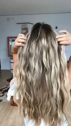 Easy Hairstyles For Long Hair, Trendy Hairstyles, Wedding Hairstyles, Step Hairstyle, Ball Hairstyles, Braided Ponytail Hairstyles, Hairstyle Tutorials, Princess Hairstyles, Winter Hairstyles