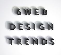 6 Web Design Trends You Must Know for 2015 & 2016