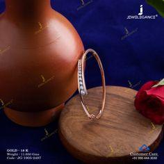 Get In Touch With us on Diamond Bracelets, Diamond Jewelry, Bangle Bracelets, Gold Bracelet For Women, Ladies Bracelet, Gold Bangles Design, Jewelry Design, Gold Jewelry Simple, Diamond Studs