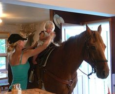 Just what lengths will a horse go to in order to prove his bombproof-ability? Dude Ranch Vacations, Guest Ranch, Lovers, Meet, Horses, Random, World, Animals, Animales