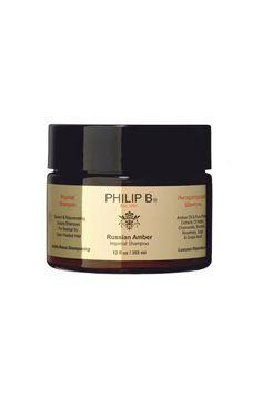 Philip B Russian Amber Imperial Shampoo, £42