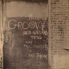 Red Garland - Groovy (1956)