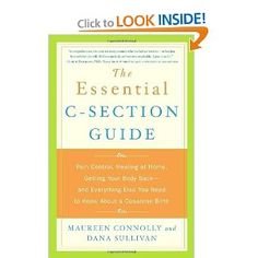 Best C-section book I could find.  Way more informative than you need (or want to know)