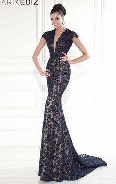 Tarik Ediz 92577 Dress - MissesDressy.com