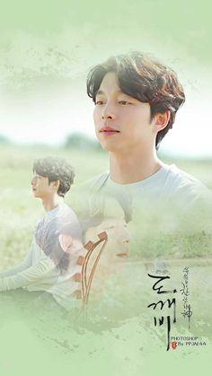 Goblin-Gong Yoo-K Drama_id-Subtitle Goblin 2016, Goblin The Lonely And Great God, Goblin Korean Drama, Goblin Gong Yoo, Yoo In Na, Kwon Hyuk, Goong, Drama Memes, Yook Sungjae