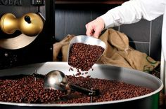 Kaffeeseminar von miomente in Dortmund - Kaffeebohnen