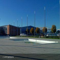 #Torino raccontata dai cittadini per #inTO Foto di annapegna Una volta, Mirafiori era una fabbrica, lavoro, travaj