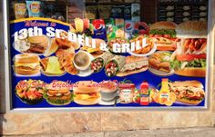 13th St. Deli & Grill. 5135th Ave. Brooklyn NY (Photo Date: 6/17/14)