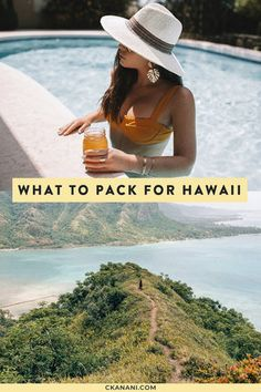 Do You Want Worldwide Vehicle Coverage? Looking For A Hawaii Packing List Or Wondering What To Bring To Hawaii? Heres A Full List Of What To Pack For Hawaii. Hawaii Travel Guide, Packing List For Travel, Packing Tips, Travel Tips, Travel Destinations, Europe Packing, Travel Hacks, Travel Advice, Travel Guides