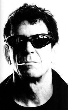"~ Lou Reed (March 2 1942  October 27 2013) With a 50 year career, a most influential musician.  ""Things always seem to end before they start."" ~ Lou Reed"