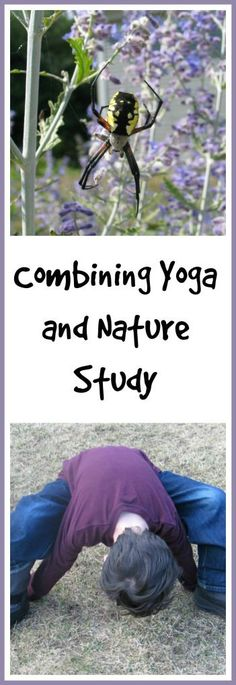 Combining Yoga and Nature Study