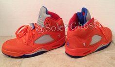 "Air Jordan 5 ""Carmelo Anthony"" PE"