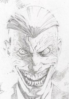 Greg Capullo - The Joker