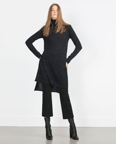 ZARA - PROMOCIJA - POLO NECK SWEATER